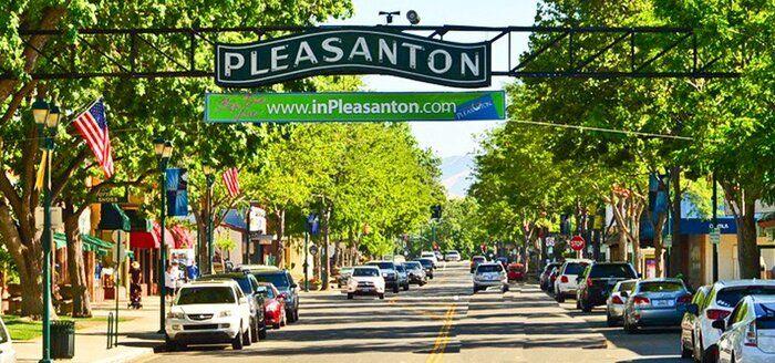 City Of Pleasanton